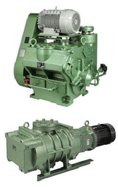キニー型 油回転ポンプ (P600)